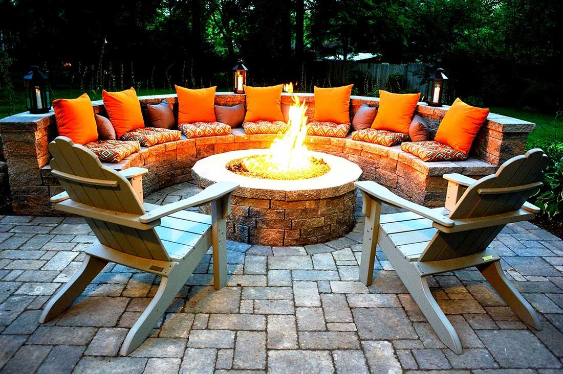 Outdoor Fire Pits-Rowlett TX Professional Landscapers & Outdoor Living Designs-We offer Landscape Design, Outdoor Patios & Pergolas, Outdoor Living Spaces, Stonescapes, Residential & Commercial Landscaping, Irrigation Installation & Repairs, Drainage Systems, Landscape Lighting, Outdoor Living Spaces, Tree Service, Lawn Service, and more.