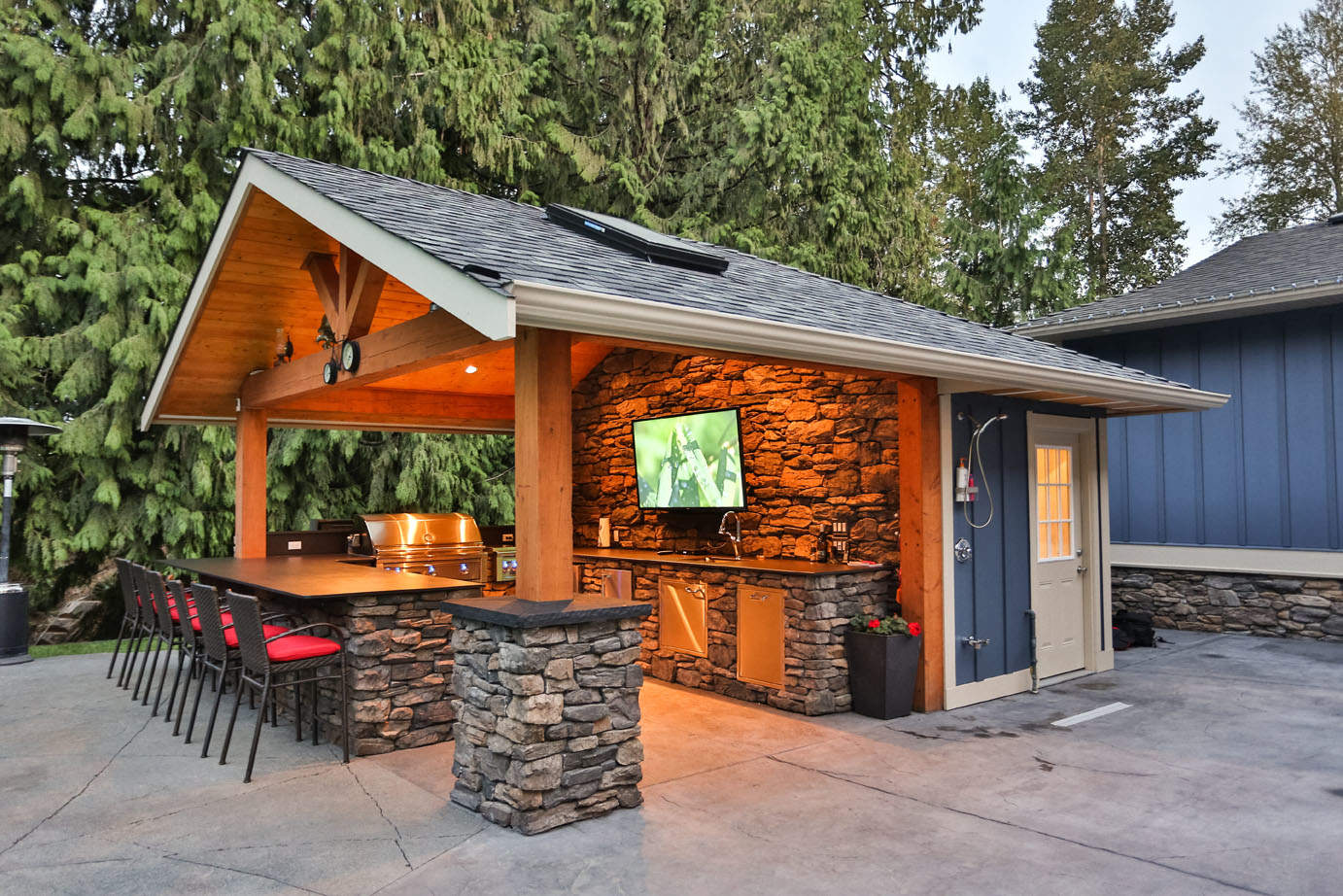 Outdoor Kitchen Design & Installation-Rowlett TX Professional Landscapers & Outdoor Living Designs-We offer Landscape Design, Outdoor Patios & Pergolas, Outdoor Living Spaces, Stonescapes, Residential & Commercial Landscaping, Irrigation Installation & Repairs, Drainage Systems, Landscape Lighting, Outdoor Living Spaces, Tree Service, Lawn Service, and more.