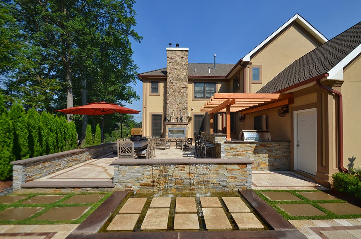 Residential outdoor living spaces-Rowlett TX Professional Landscapers & Outdoor Living Designs-We offer Landscape Design, Outdoor Patios & Pergolas, Outdoor Living Spaces, Stonescapes, Residential & Commercial Landscaping, Irrigation Installation & Repairs, Drainage Systems, Landscape Lighting, Outdoor Living Spaces, Tree Service, Lawn Service, and more.
